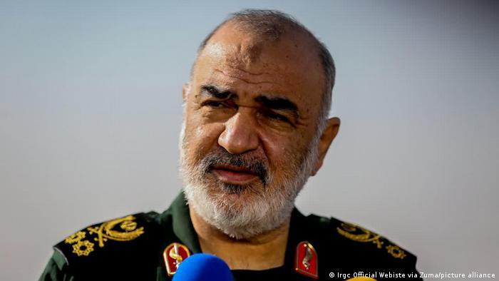 Iran Revolutionsgarden - Hussein Salami