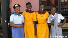 GirlZ Off Mute in Uganda