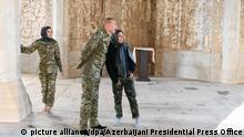 Azerbaijan Aliyev