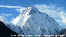 Winterbesteigung des K2