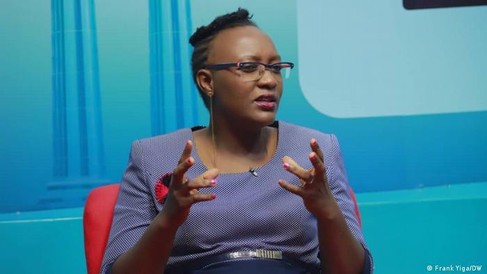 Charity Kalebbo Ahimbisibwe