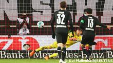 Fußball Bundesliga | VfB Stuttgart vs. Borussia Mönchengladbach | TOR Gladbach