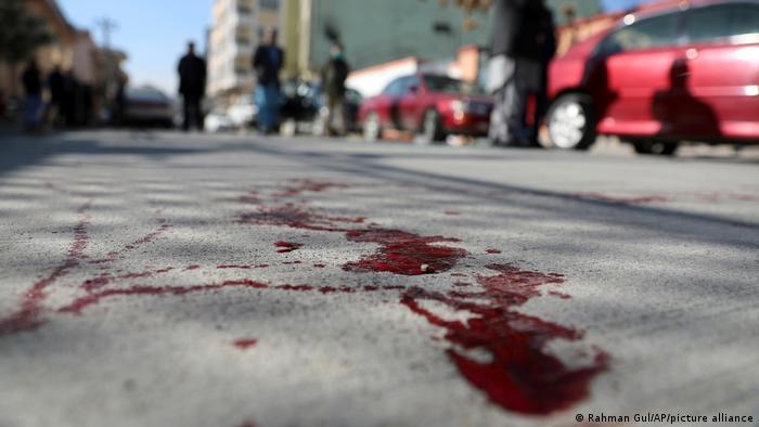 Afghanistan Anschlag auf Richterinnen