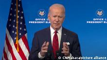 USA Wilmington | Joe Biden, President-elect
