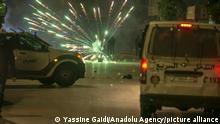 Tunesien Tunis |Proteste & Ausschreitungen