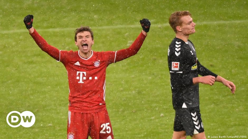 Bundesliga: Bayern Munich show the chasing pack how to win ugly