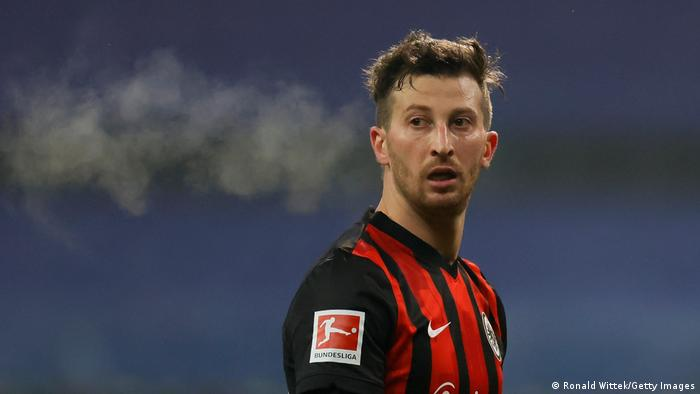 Fußball Bundesliga | Eintracht Frankfurt - FC Schalke | David Abraham