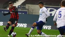 Fußball Bundesliga | Eintracht Frankfurt - FC Schalke | Luka Jovic