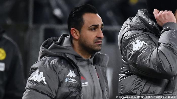 بابک کیهانفر، مربی جدید تیم فوتبال اف.اس.فا. ماینتس در بوندسلیگای آلمان