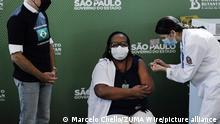 Brasilien Covid-19 | Sinovac und AstraZeneca Notfallzulassung