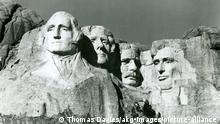 BG Vereidigungen der US-Präsidenten | Mount Rushmore
