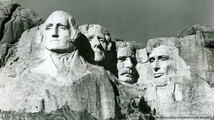 SUA Mount Rushmore