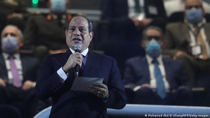 मिस्र के राष्ट्रपति सिसी