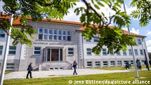 Deutschland Riems Friedrich-Loeffler-Institut