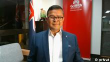 Dicky Budiman.jpg Title: Dicky Budiman Image Description: An epidemiologist from Griffith University Tags: dicky budiman, epidemiologist Who took the picture / photographer: Privat When was the picture taken: 2020 Where was the picture taken: Brisbane, Australia