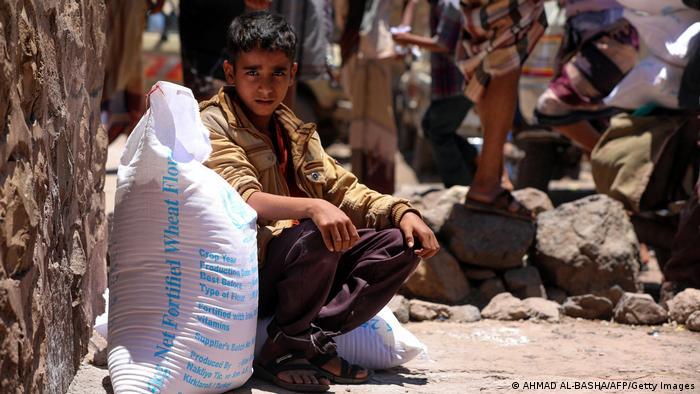 Jemen Hilfe Katastrophenhilfe Flüchtlinge Flucht