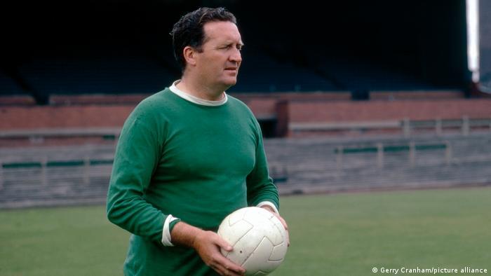Schottland Jock Stein Fußballtrainer