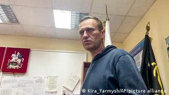 Russia Moskau Alexej Navalny Oppositionskritiker