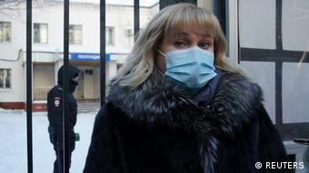 Адвокат Алексея Навального Ольга Михайлова