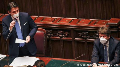 Ιταλία: Τζουζέπε Κόντε με κυβέρνηση μειοψηφίας;