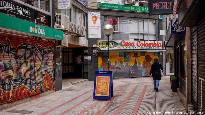 Sem turistas, Maiorca sofre os impactos da pandemia