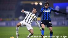 Fußball | Serie A | Inter - Juventus