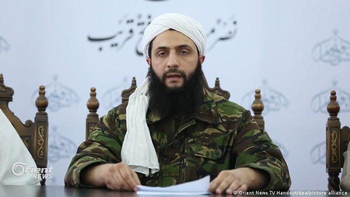 Abu Mohammad al-Julani | Anführer Nusra Front