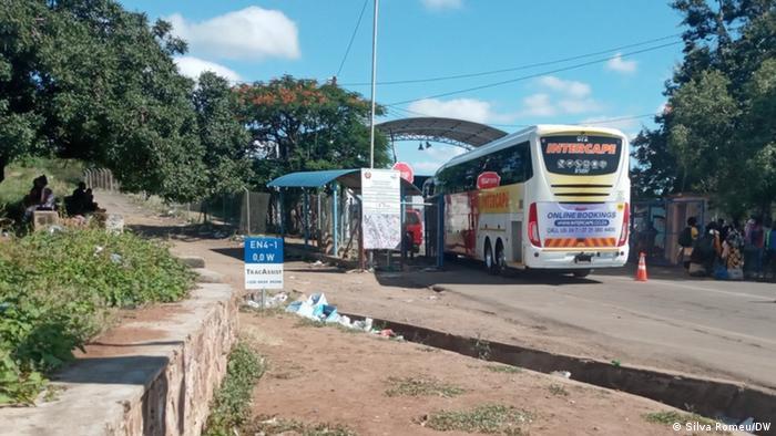 Mosambik | Grenzort Ressano Garcia