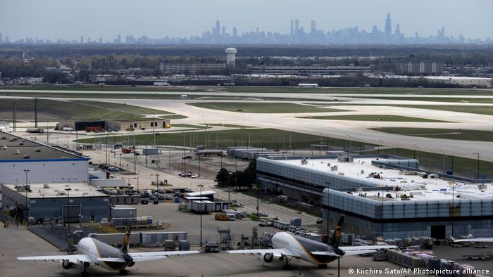 USA O'Hare International Airport Chicago
