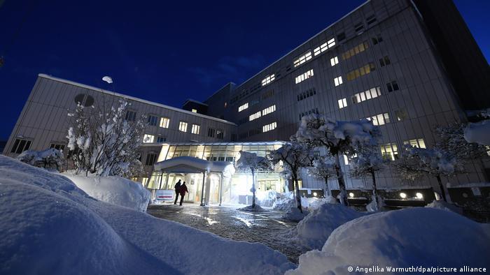 Deutschland | Coronavirus - Klinikum Garmisch-Partenkirchen