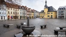 Deutschland Lockdown | Apolda