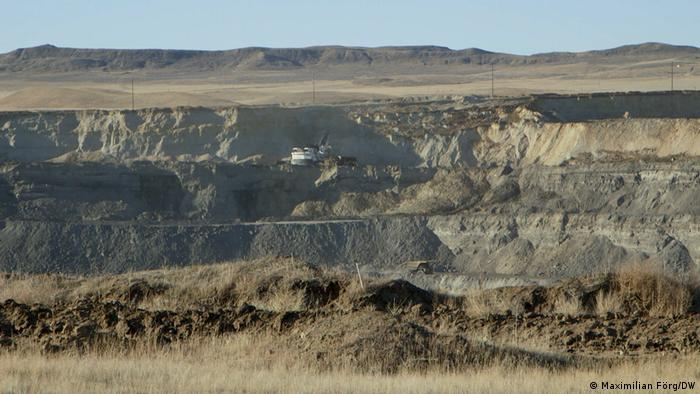 The Eagle Butte Mine in Wyoming