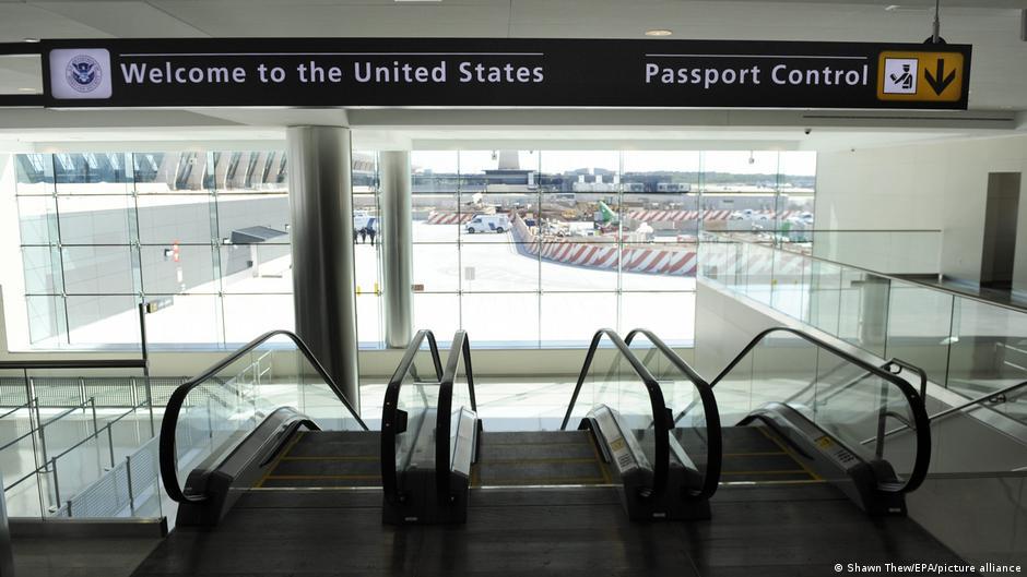 美國自去年3月和5月起,開始對去過歐洲國家與巴西的旅客實施旅游禁令