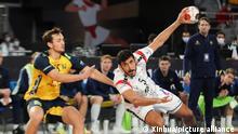 Handball WM Schweden - Ägypten