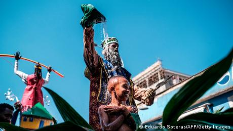 BdTD Äthiopien Timkat Parade