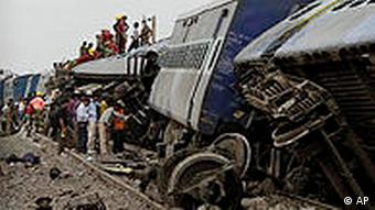 Last week, over 140 people were killed when a Mumbai-bound train derailed. The accident was blamed on the Maoists.