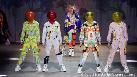 BdT Deutschland Berlin Fashion Week 2021 Tom Van Der Borght