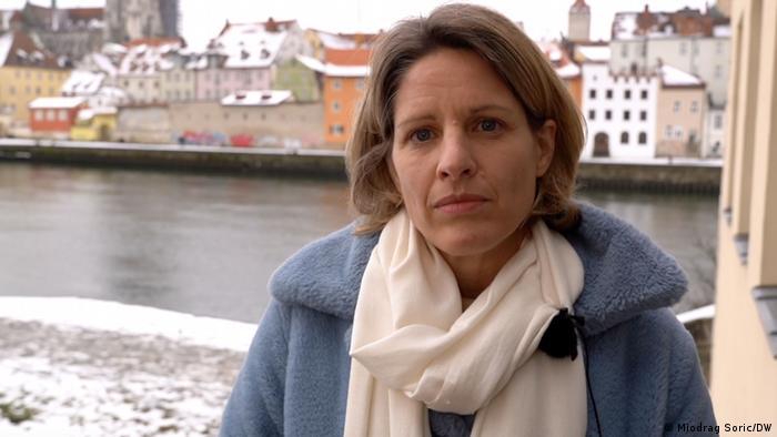 Die Bürgermeisterin von Regensburg Dr. Astrid Freudenstein, CSU