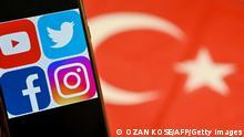 Symbolbild Twitter Türkei