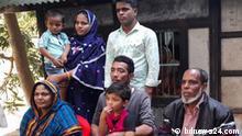 Bangladesch Familienwiedervereinigung