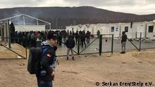 Bosnien Migration Geflüchtete Organisation Stelp
