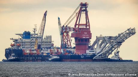 Γαλλική κριτική στη Γερμανία για τον Nord Stream 2