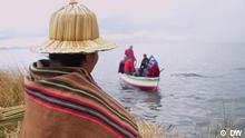 DW Sendung Economía creativa | Bolivien - ein integrales Tourismusprojekt am Titicacasee