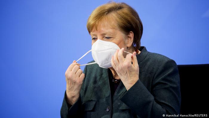 Kancelarka Merkel: Situacija je ozbiljna, rekla je prije godinu dana