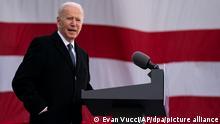 Designierter Präsident der USA Joe Biden