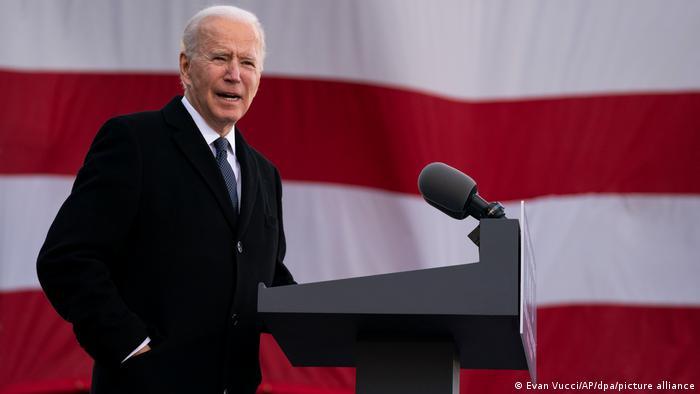 Joe Biden zostanie dziś zaprzysiężony na prezydenta USA