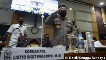 Indonesien Polizeichef Listyo Sigit Prabowo