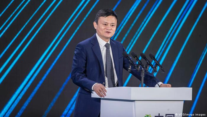 China Haikou 2020 | Jack Ma, Gründer der Alibaba Group