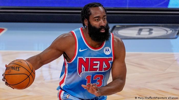Nets Basketball James Harden