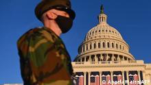 Washington I vor Amtseinführung | Joe Biden